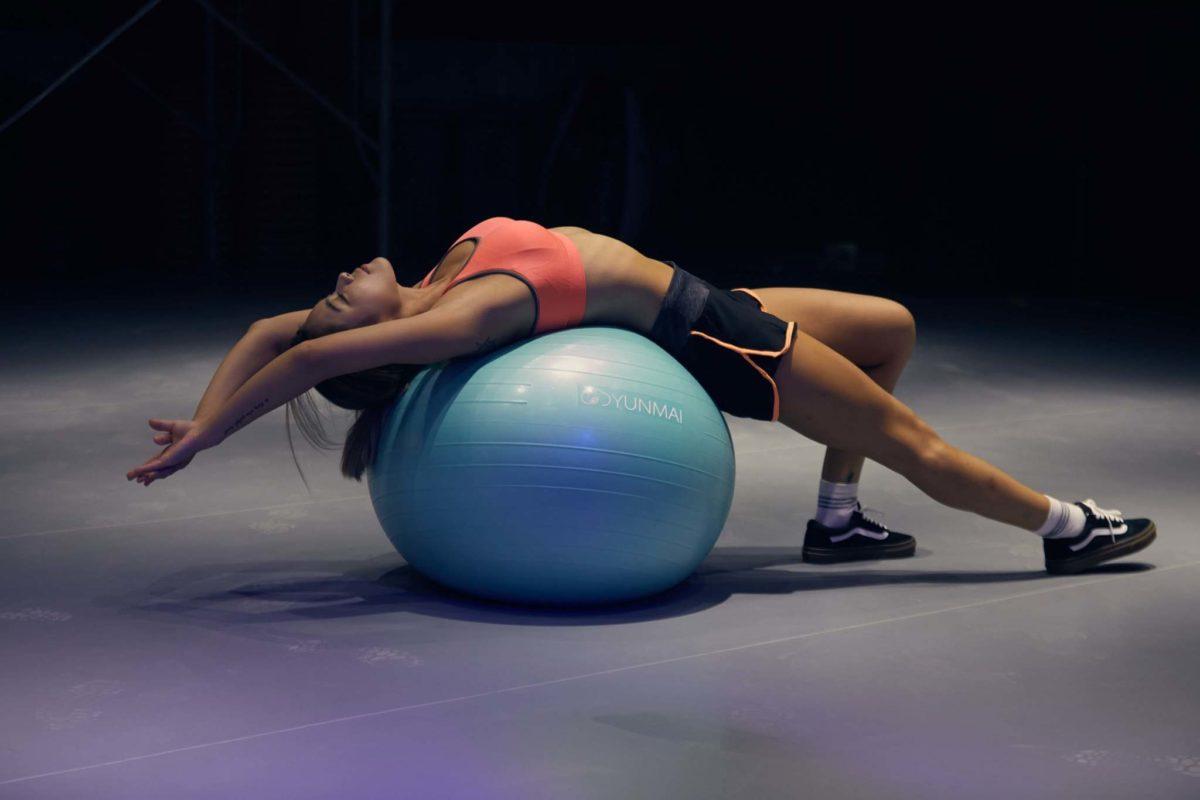 Jessica is the best gymnastics coach